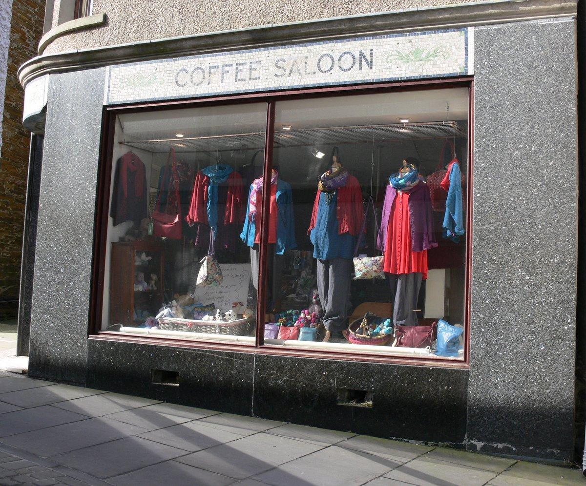 Quernstone Knitwear Shop, Stromness, Orkney